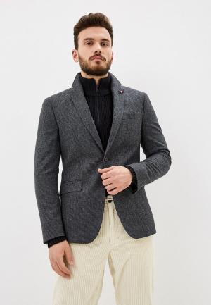 Пиджак Tommy Hilfiger. Цвет: серый