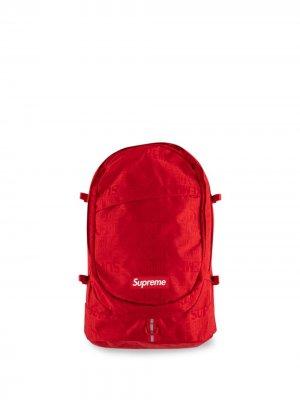 Рюкзак из коллекции SS19 Supreme. Цвет: красный