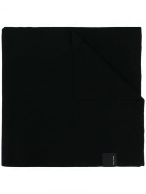 Plain scarf Canada Goose. Цвет: черный