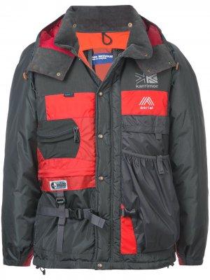 Куртка карго с капюшоном Junya Watanabe MAN. Цвет: серый