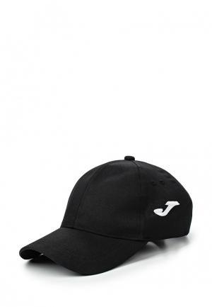 Бейсболка Joma. Цвет: черный