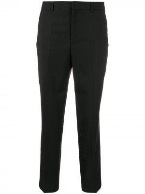 Укороченные зауженные брюки Emma Filippa K. Цвет: черный