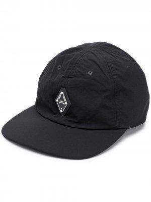 Бейсболка с вышитым логотипом A-COLD-WALL*. Цвет: черный