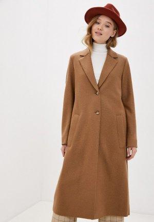 Пальто Marc OPolo O'Polo. Цвет: коричневый