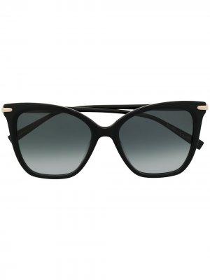 Солнцезащитные очки Shine III Max Mara. Цвет: черный