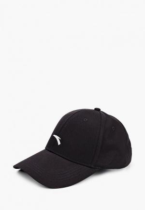 Бейсболка Anta. Цвет: черный