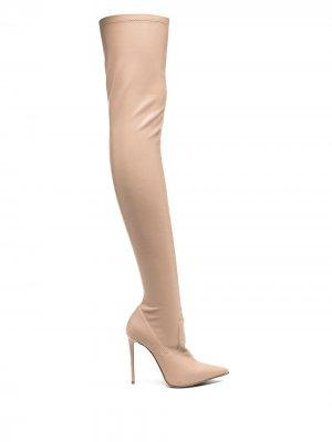 Ботфорты Eva 120 Le Silla. Цвет: розовый