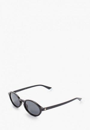 Очки солнцезащитные Polaroid. Цвет: черный