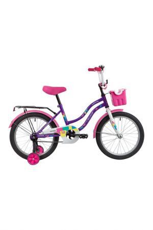 Велосипед NOVATRACK. Цвет: фиолетовый
