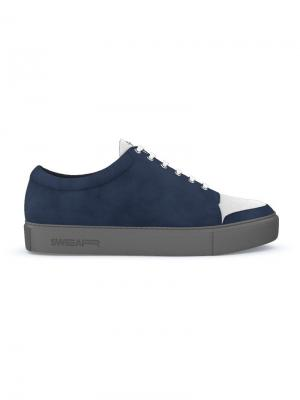 Кроссовки Marshall Swear. Цвет: синий