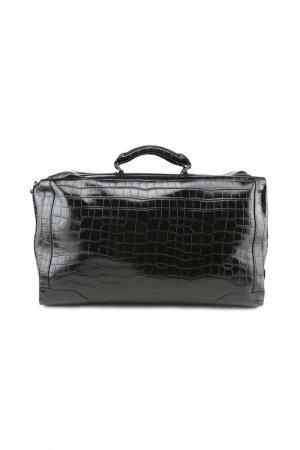 Дорожная сумка Barcelo Biagi. Цвет: черный