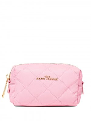 Косметичка Beauty Marc Jacobs. Цвет: розовый