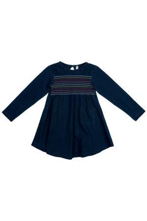 Платье PlayToday. Цвет: мультицвет