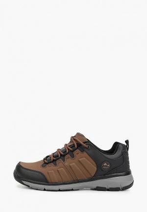 Кроссовки Ascot. Цвет: коричневый