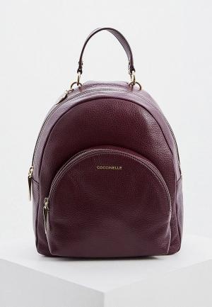 Рюкзак Coccinelle. Цвет: фиолетовый