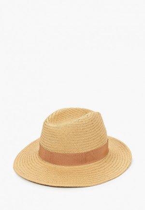 Шляпа Rubi. Цвет: бежевый