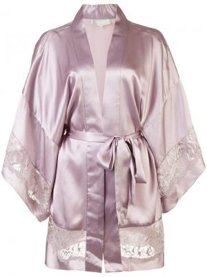 Халат-кимоно Chateau Fleur Du Mal. Цвет: розовый