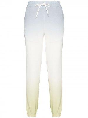 Спортивные брюки Kingston с эффектом градиента Rails. Цвет: синий