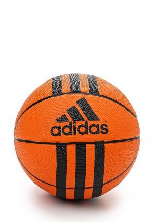 Мяч баскетбольный adidas. Цвет: оранжевый