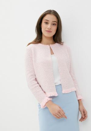 Кардиган Rich&Royal. Цвет: розовый