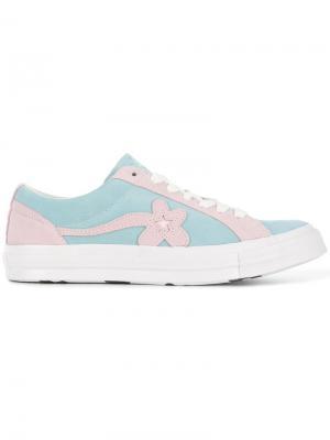 X Golf le Fleur sneakers Converse. Цвет: синий