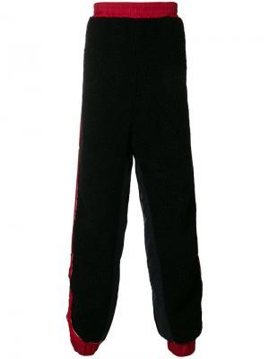 Флисовые брюки Nobo AMBUSH. Цвет: черный