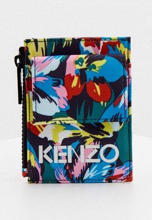 Кошелек Kenzo. Цвет: разноцветный