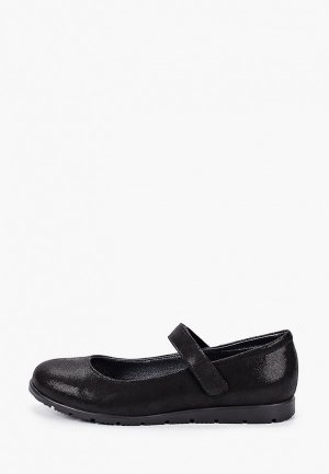 Туфли Shagovita. Цвет: черный