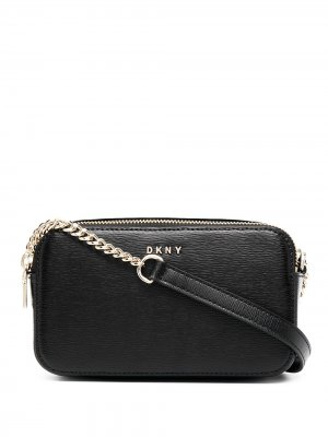 Каркасная сумка Bryant DKNY. Цвет: черный