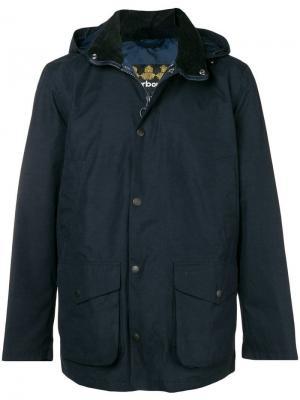 Куртка Mallaig Barbour. Цвет: синий