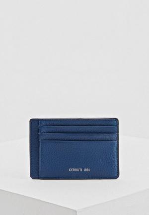 Кредитница Cerruti 1881. Цвет: синий