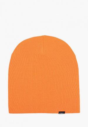 Шапка O`Neill. Цвет: оранжевый