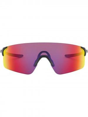 Солнцезащитные очки EVZero Blades Oakley. Цвет: оранжевый