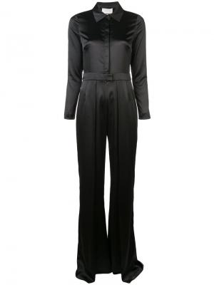 Burnette jumpsuit Alexis. Цвет: черный