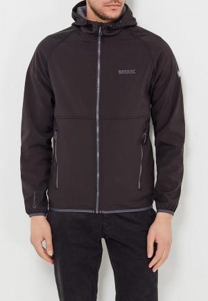 Куртка Regatta. Цвет: черный