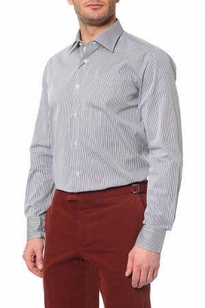 dc4fdc96975 Рубашка Pal Zileri. Цвет  26 фиолетовая клетка