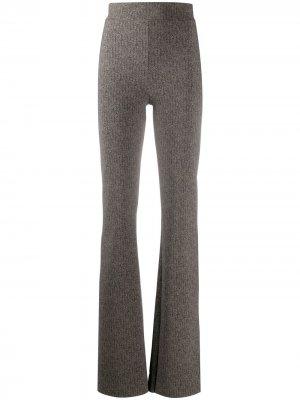 Расклешенные брюки Venusette Le Petite Robe Di Chiara Boni. Цвет: нейтральные цвета