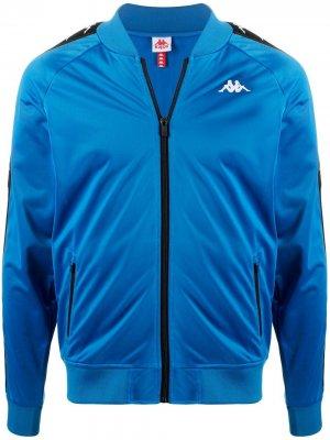 Куртка Imilia с логотипом Kappa. Цвет: синий