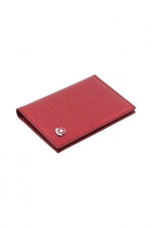 Обложка Fiora More. Цвет: бордовый