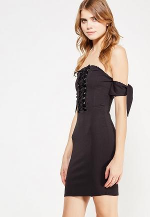 Платье Edge Street. Цвет: черный