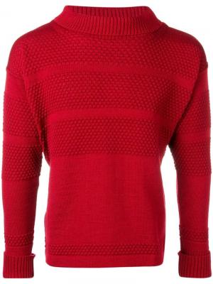 Fisherman jumper S.N.S. Herning. Цвет: красный