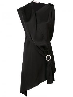 Tokyo draped top Damir Doma. Цвет: черный
