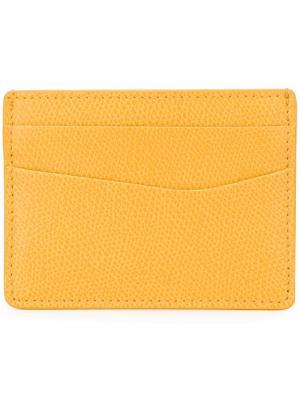Визитница Apollo Furla. Цвет: жёлтый и оранжевый