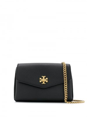 Мини-сумка Kira Tory Burch. Цвет: черный