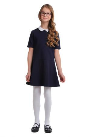 Платье Scool S'cool. Цвет: белый