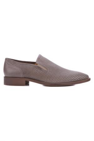 Туфли Antonio Biaggi. Цвет: серый