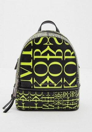 Рюкзак Michael Kors. Цвет: черный