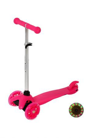 Самокат MOBY KIDS. Цвет: розовый
