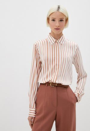 Блуза DKNY. Цвет: белый