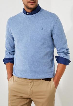 Джемпер Polo Ralph Lauren. Цвет: голубой